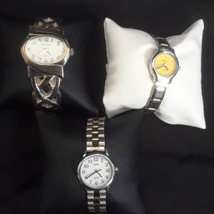 3 Piece Watch Assortment
